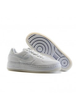 Кроссовки Nike Air Force Low white (А217)