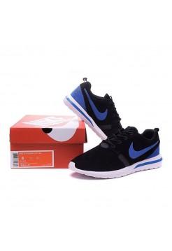 Кроссовки Nike Roshe Run Синие (А171)