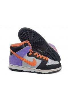 Кроссовки Nike Dunk High Цветные (А217)