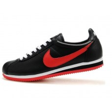 Кроссовки Nike Cortez Classic Black (А512)