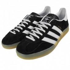 Кроссовки Adidas Gazelle Indoor Black (АW311)