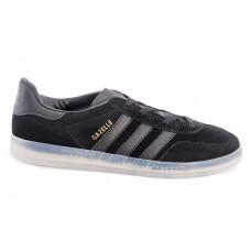 Кроссовки Adidas Gazelle Серые (А316)