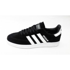 Кроссовки Adidas Originals Spezial black/white (А-322)