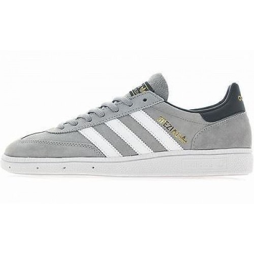 Кроссовки Adidas Originals Spezial grey/white (А-323)