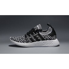 Кроссовки Adidas Originals NMD V4 light grey/black/white (АW420)