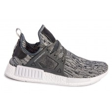 Кроссовки Adidas Originals NMD V3 grey/black/white (А421)