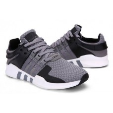 Кроссовки Adidas Originals EQT grey/black/white (А327)