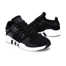 Кроссовки Adidas Originals EQT black/white (А328)
