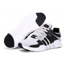 Кроссовки Adidas Originals EQT white/black (А211)