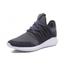 Кроссовки Adidas Tubular Nova grey/white (А145)