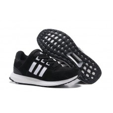Кроссовки Adidas Equipment suede black/white (А321)