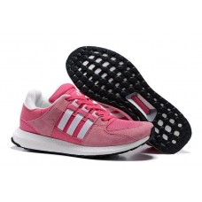 Кроссовки Adidas Equipment suede pink/white (А329)