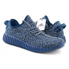 Кроссовки Adidas Yeezy Boost 350 Low Blue (А271)