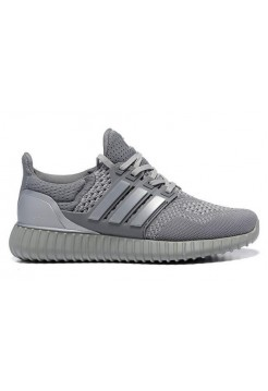 Кроссовки Adidas Ultra Boost Yeezy 350 grey (А412)