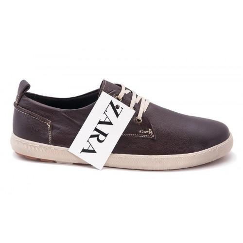 Туфли Zara Casual Черные (А614)