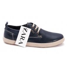 Туфли Zara Casual Синие (А615)