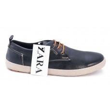 Туфли Zara Casual Черные (А616)
