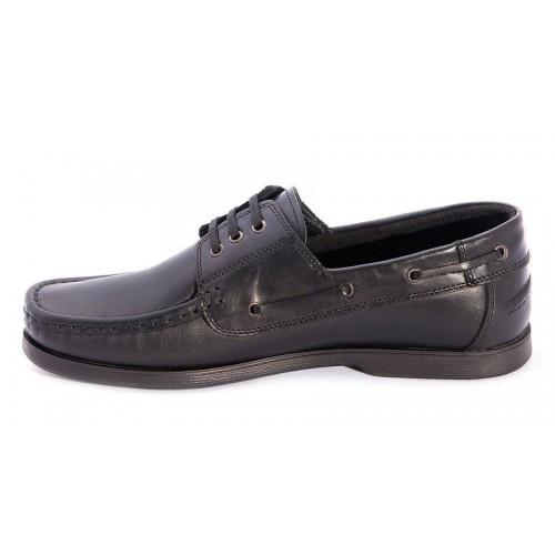 Туфли Zara Casual Черные (А619)