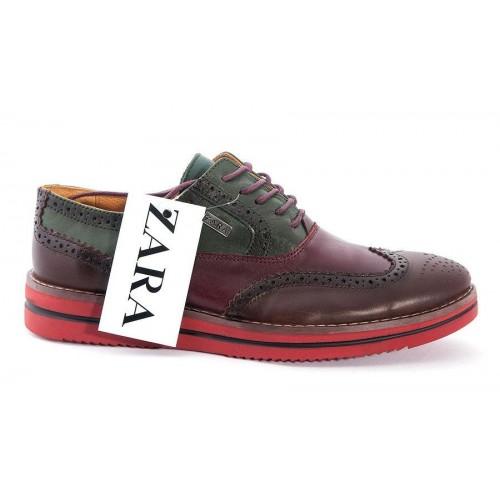 Туфли Zara Casual Цветные (А621)