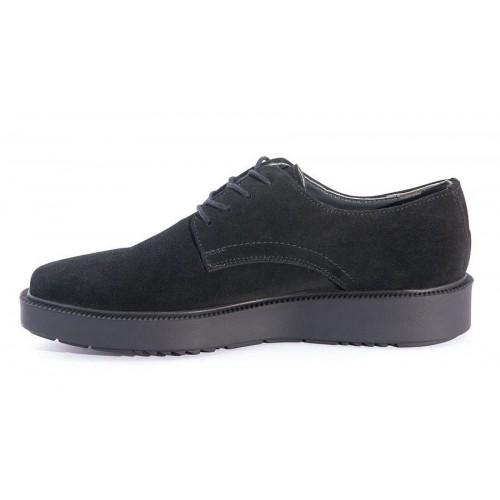 Туфли Zara Casual Черные (А623)