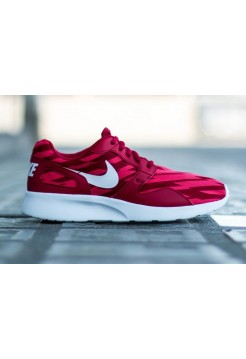 Кроссовки Nike Roshe Run red/white (АО173)