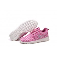 Кроссовки Nike Roshe Run Metric pink (А174)