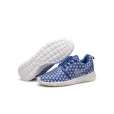 Кроссовки Nike Roshe Run Metric blue (А175)