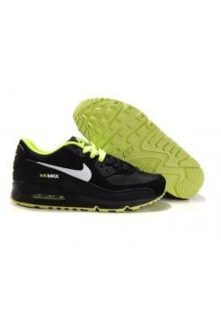 Кроссовки Nike Air Max 90 Черные (А216)