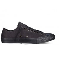 Кеды Converse Chuck Taylor All Stars II Low Black Mono (Р521)