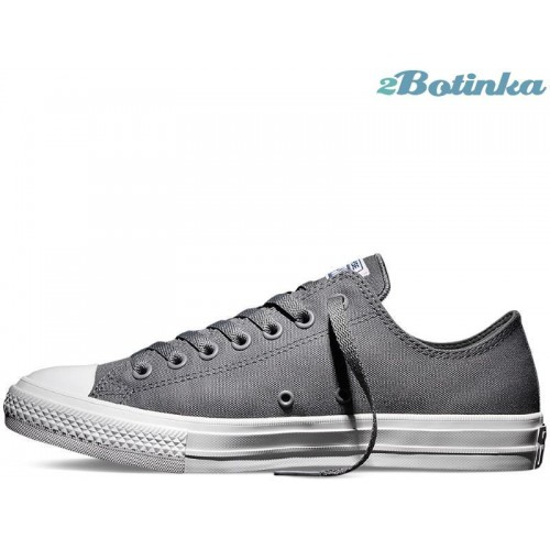 Кеды Converse Chuck Taylor All Stars II Low Grey (MЕР524)