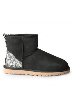 UGG Classic Mini Liberty Black (Р144)
