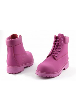 Ботинки Timberland Rose Red (V51)