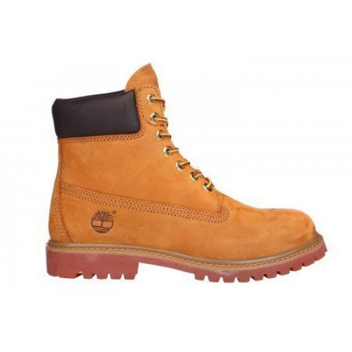 Ботинки Timberland 6 inch Lite Edition Yellow (О962)