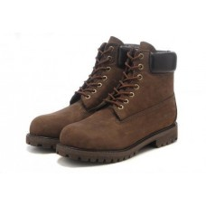 Ботинки Classic Timberland 6 inch Brown Boots (Made in China)
