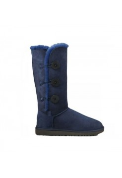 UGG Bailey Button Triplet Blue
