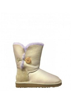 UGG Bailey Button Metallic Amethyst (EO534)
