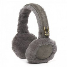 Наушники UGG DOUBLE U LOGO EARMUFFS GREY