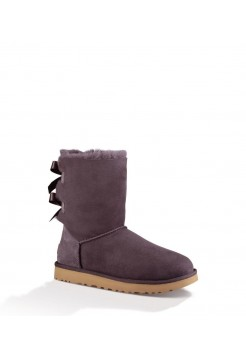 UGG Bailey Bow Purple (E244)