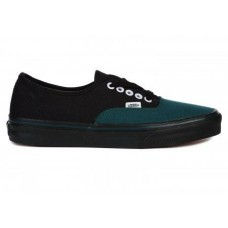Кеды Vans Chukka Black/Green (O-662)