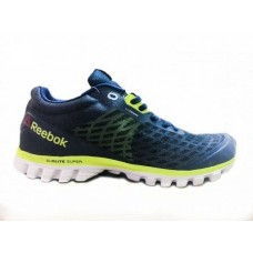 Кроссовки Reebok Sublite Super Duo Blue Green (О353)