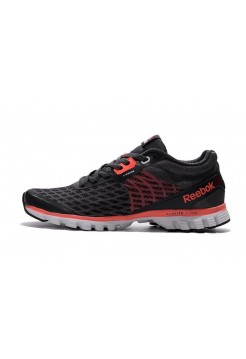 Кроссовки Reebok Sublite Super Duo Black Red (О352)