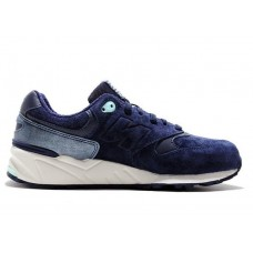 Кроссовки New Balance WL999GMT Navy/Aqua (ОЕ116)