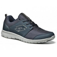 Кроссовки Lotto Easy Zest II dark navy/titan grey (О864)
