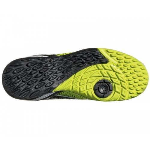 Кроссовки Lotto Spider 700 XIII TF JR yellow saf/black (О161)