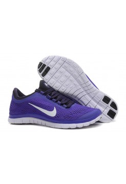 Кроссовки Nike Free Run 3.0 V5 Purple (О311)