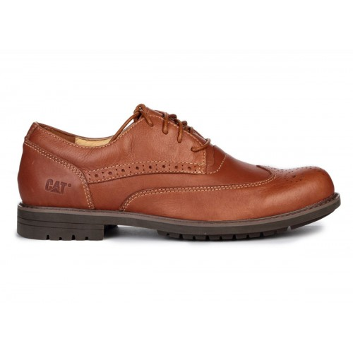 Туфли Caterpillar Oxford Borg Chestnut (O120)