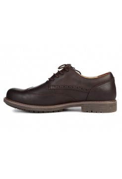 Туфли Caterpillar Oxford Borg Brown (O121)