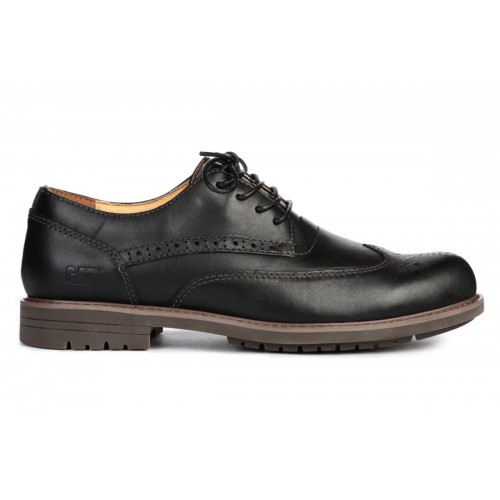 Туфли Caterpillar Oxford Borg Black (O122)