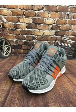 Кроссовки Adidas ClimaCool Ride 2016 Grey Orange (О212)