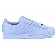 Кроссовки Adidas Superstar Supercolor Light Purple (О863)